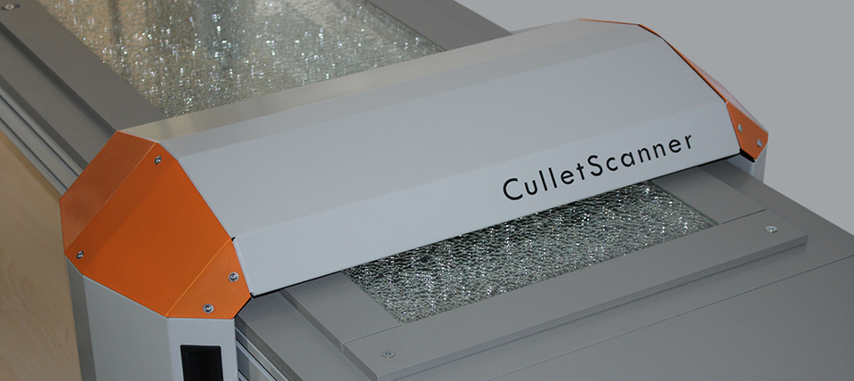 The culletScanner of Softsolution - Glass IQ