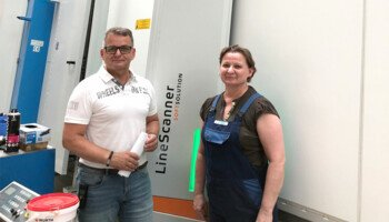 Glass check 2.0 - Gethke Glas Gronau invests in 2. LineScanner