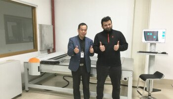 Start for a successful cooperation with Fuyao Group