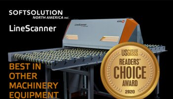 Two years in a row Winner at USGlass Readers' Choice Awards